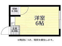 🉐敷金礼金0円!🉐中央線 武蔵小金井駅 徒歩15分