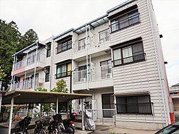 マンション万石No.8[2階]の外観
