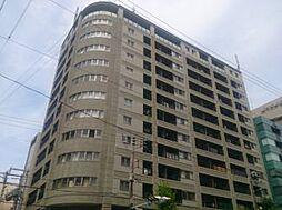 レジディア心斎橋ウエスト[8階]の外観