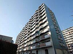 淀川パークハウス3号棟[7階]の外観