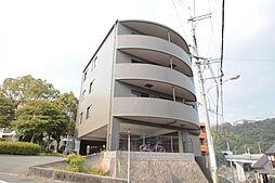 ベルハイム弐番館[4階]の外観