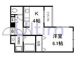 桃山御陵前駅 6.7万円