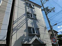ライフイン住之江C棟[3階]の外観