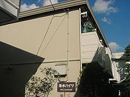 京都府京都市伏見区村上町の賃貸アパートの外観