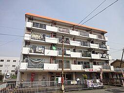 サンハイツ西ノ京[5階]の外観