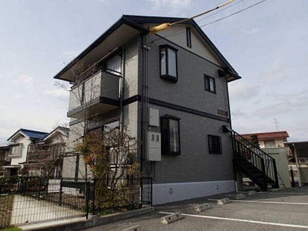 長野県上田市国分の賃貸アパート