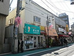 東京都品川区中延3丁目の賃貸アパートの外観