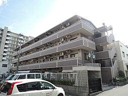 大阪府大阪市平野区加美西1丁目の賃貸マンションの外観