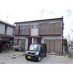[テラスハウス] 静岡県浜松市中区小豆餅1丁目 の賃貸【/】の外観