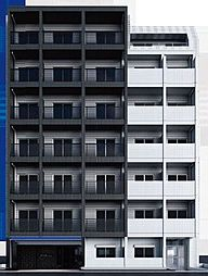 レアライズ巣鴨[404号室]の外観