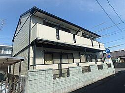 静岡県静岡市葵区千代田4丁目の賃貸アパートの外観