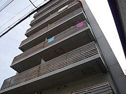 カシェット住吉[8階]の外観