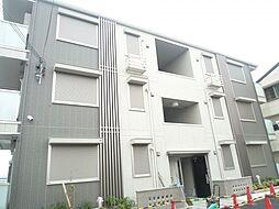 ウィステリア プレイス E・B・R[2階]の外観