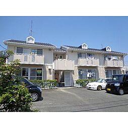 静岡県浜松市西区大平台4丁目の賃貸アパートの外観
