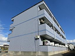 愛知県あま市下萱津五反田の賃貸アパートの外観