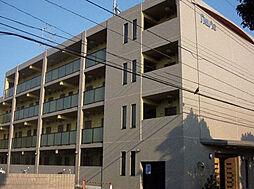 千葉県流山市東初石3丁目の賃貸マンションの外観