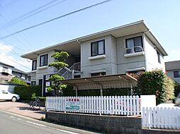 ダス・シュロス吉田B棟[2階]の外観