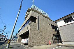 愛知県名古屋市中村区横前町の賃貸マンションの外観