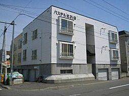 パステル北31B[1階]の外観