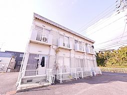 岡山県岡山市北区宿本町の賃貸アパートの外観