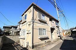 岡山県岡山市中区徳吉町2丁目の賃貸アパートの外観