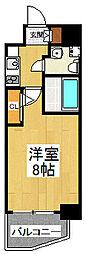 「SERENiTE高井田」[701 7階号室]の間取り