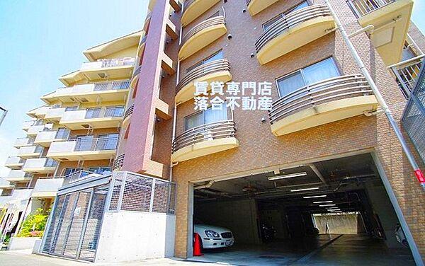 東京都八王子市兵衛1丁目の賃貸マンション