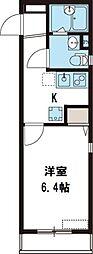 NKハウス[106号室号室]の間取り