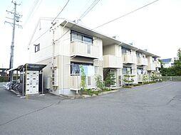 長野県長野市大字南堀の賃貸アパートの外観