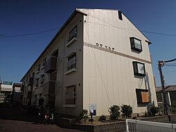 カサベルデ八尾[302号室]の外観