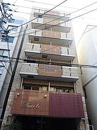 大阪府大阪市北区長柄中1丁目の賃貸マンションの外観