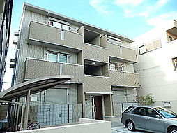 パインハイツ三条通[3階]の外観