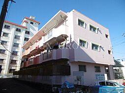 エールマンション[1階]の外観