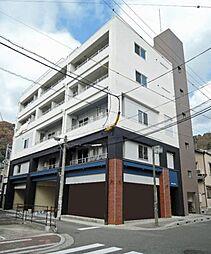 広島県呉市三条4丁目の賃貸アパートの外観