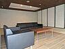 1階ロビーにソファやテーブルが設置されております,3LDK,面積81.45m2,価格3,680万円,JR東北本線 郡山駅 徒歩8分,JR東北新幹線 郡山駅 徒歩8分,福島県郡山市清水台2丁目
