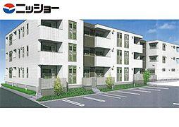 仮)藤森2丁目マンション西棟[3階]の外観