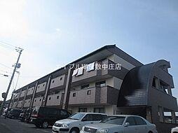 岡山県倉敷市福田町浦田丁目なしの賃貸マンションの外観
