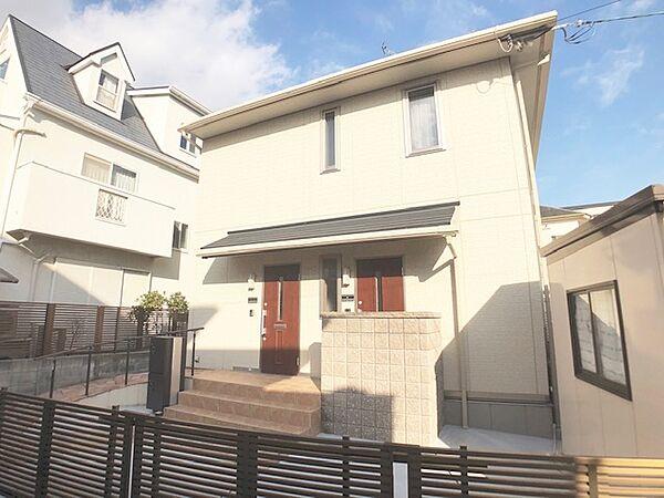 兵庫県芦屋市精道町の賃貸アパート