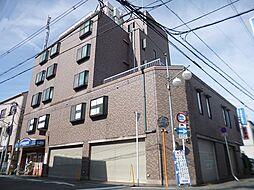 大阪府羽曳野市古市4丁目の賃貸マンションの外観