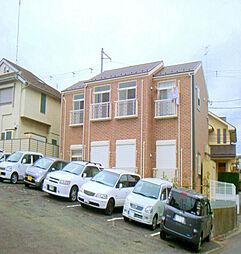 ヒルスミキ妙蓮寺[2階]の外観