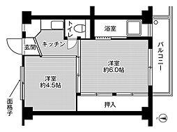 桜木駅 1.6万円
