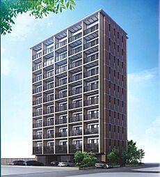 RJRプレシア西公園ベイサイド[5階]の外観