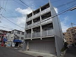 兵庫県神戸市灘区友田町2丁目の賃貸マンションの外観