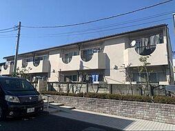 JR中央線 三鷹駅 バス4分 下連雀下車 徒歩4分の賃貸アパート