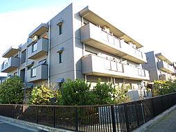 CASA・DE・PATIO[3階]の外観