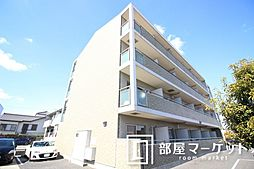 愛知県豊田市小坂町9丁目の賃貸マンションの外観