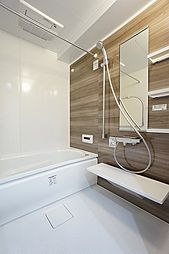 浴室新調。