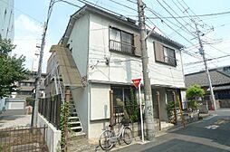 東京都葛飾区立石8丁目の賃貸アパートの外観