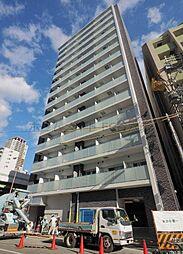 レオンコンフォート難波リオ[13階]の外観
