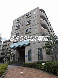 グランハイツ東新宿[4階]の外観